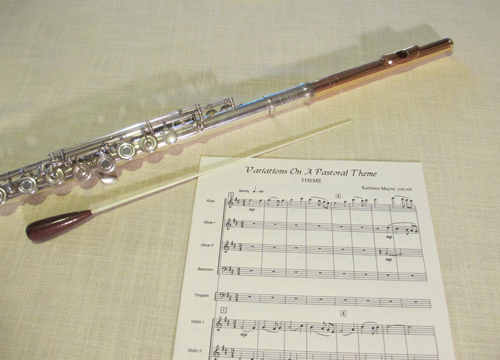 Flute and Chamber Orchestra